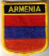 Flag Patch - Armenia 07